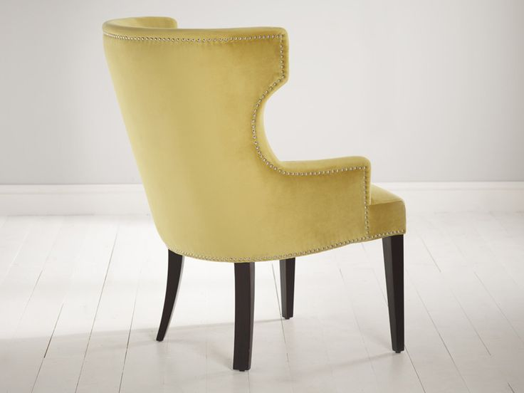 High Quality Romilly Dining Chair   A Classic Upholstered Dining Chair. With Beautifully  Detailed Studding And Elegant