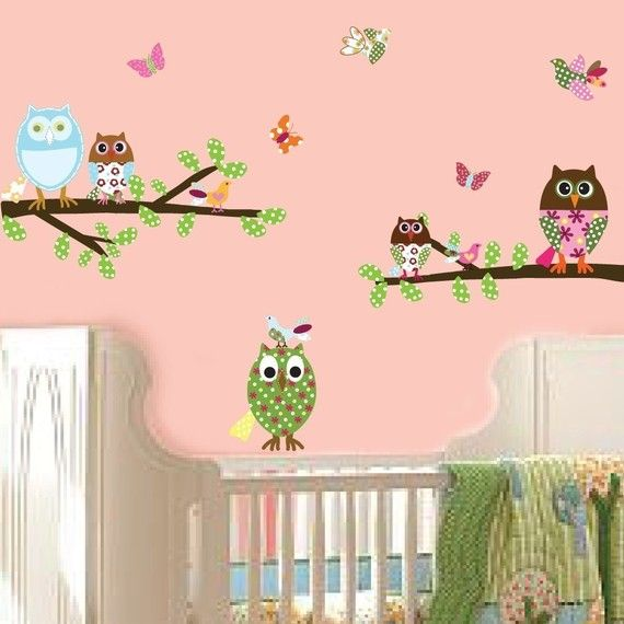 getting ready to redo the girls room owl bedrooms