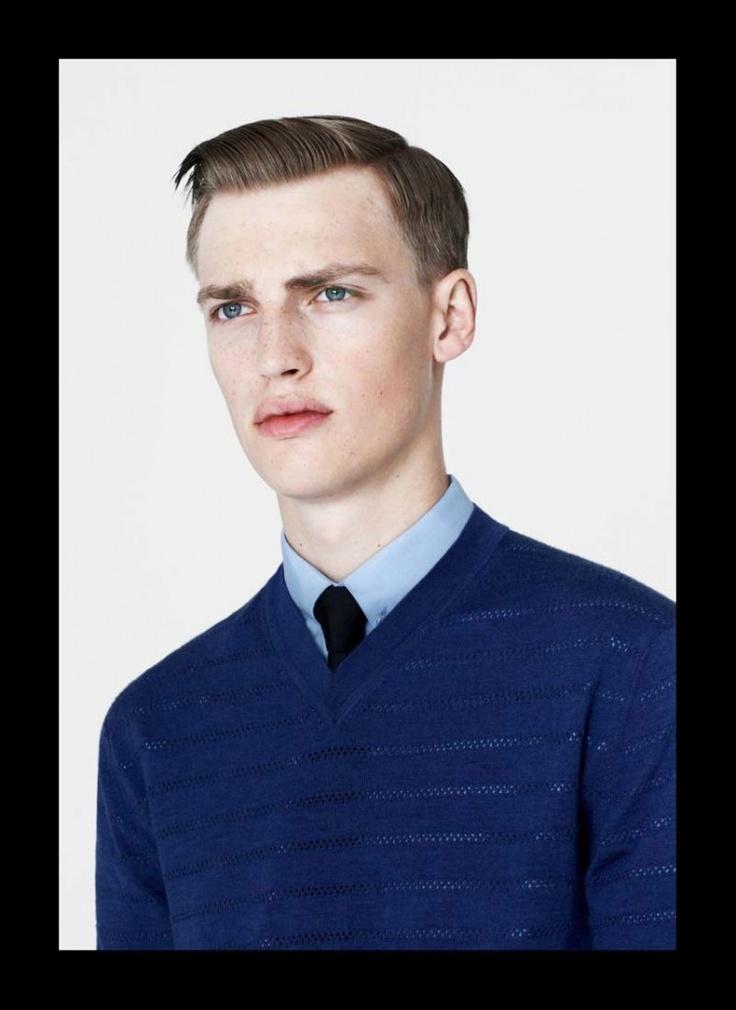 Stil Dior Homme 2013