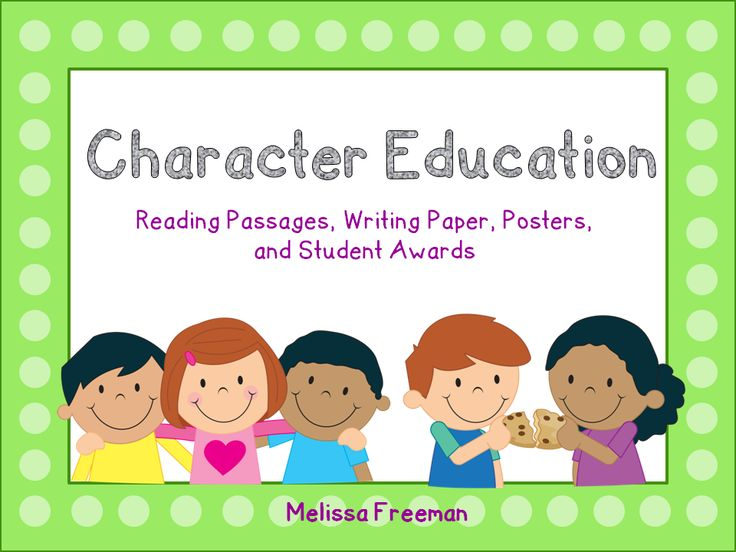 character education behavior essay St catherine university sophia masters of arts in education action research papers education 1-2016 the effects of character education on social-emotional behavior.