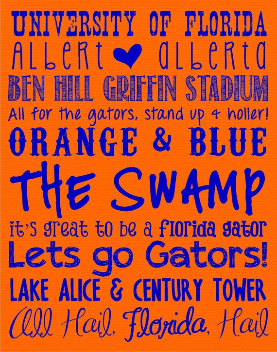 138 best images about It's Great To Be A Florida Gator on