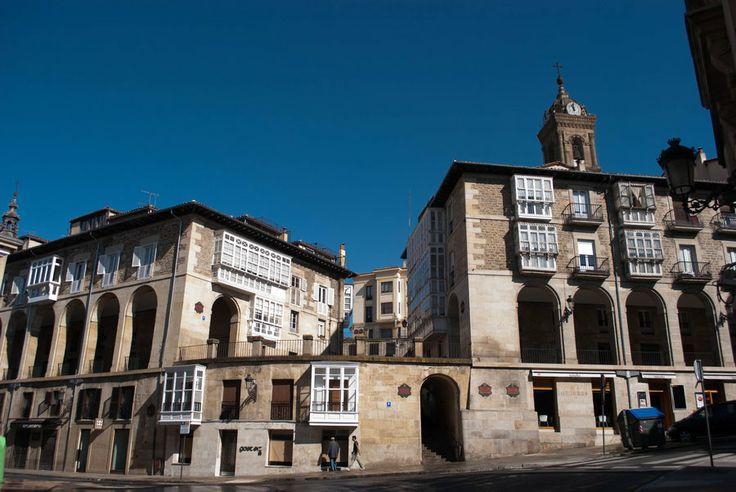 Vitoria - Gasteiz by Elena Llanes on 500px