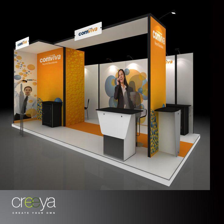 Exhibition Stall Rent Tds : Best exhibition stall design ideas on pinterest