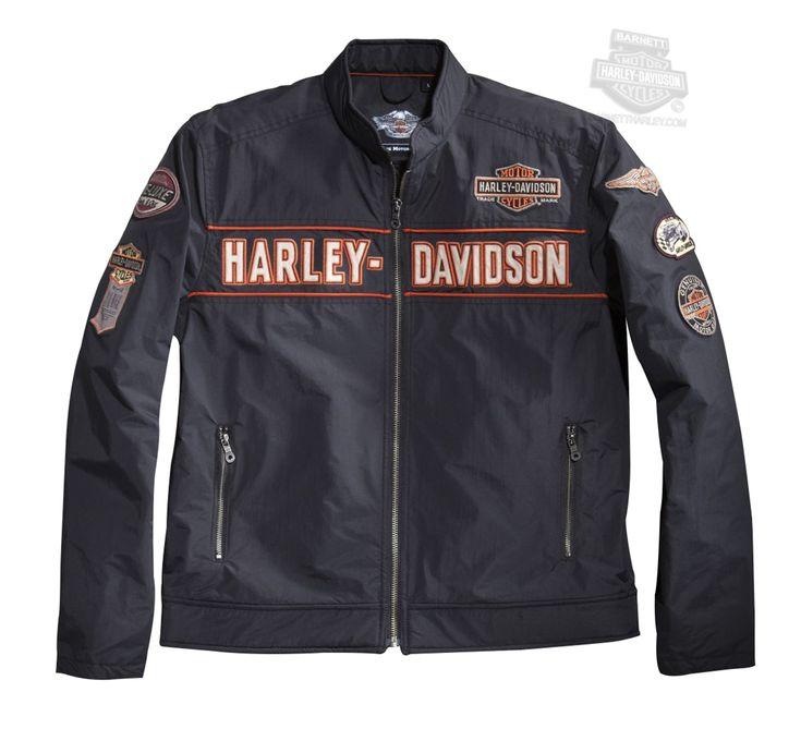 Harley-Davidson® | 98533-13VM | Harley-Davidson® Mens Low Gear Water Resistant…