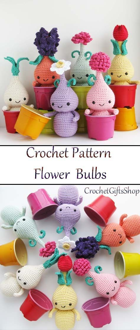 #crochet #crochetpattern #crochetdoll #craft #crochetflower #crochetamigurumi #amigurumi #amigurumidoll #amigurumipattern #amigurumiflowerbulbs #crochettoi #amigurumilove #amigurumitoy