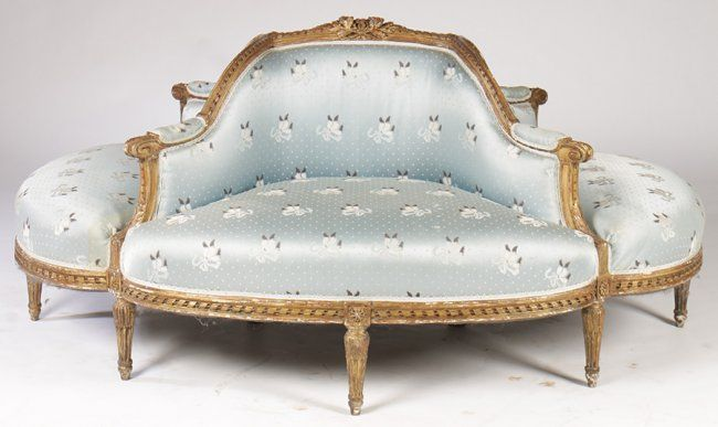 sofa victorian decor round sofa antique decor arm chairs louis seize