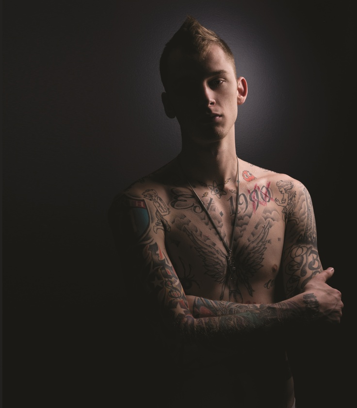 Machine Gun Kelly  tours this September and October!
