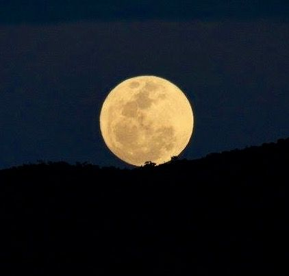 Super moon, Cairns QLD