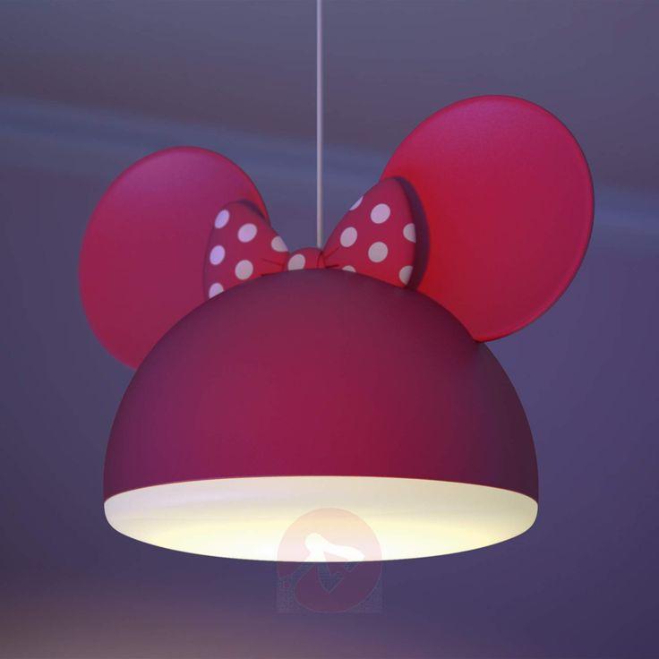 Ingenting er vel søtere enn Minnie Mus på barnerommet :)