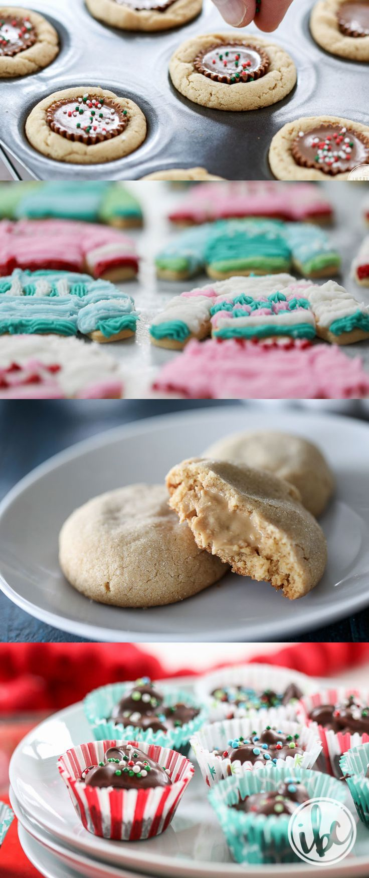 The Best Christmas Cookies Recipes Holidaybaking Christmas