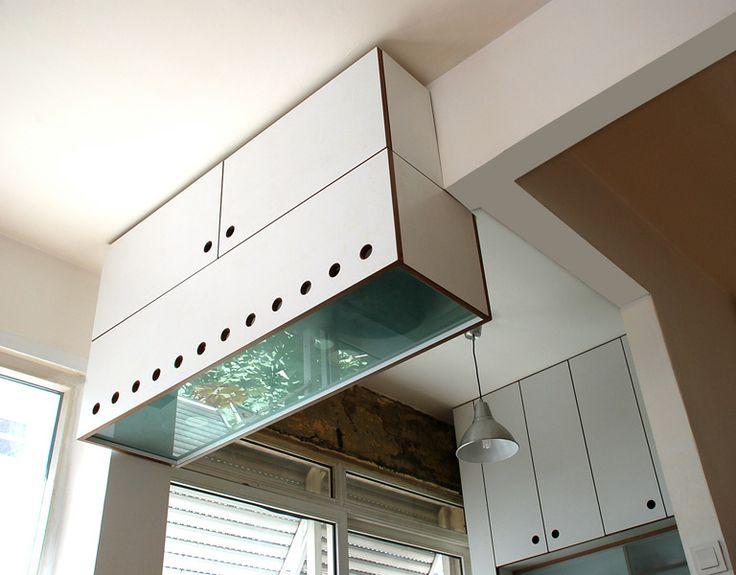 Meydan Architecture Design | Osmanbey Studio, Practical Kitchen Storage