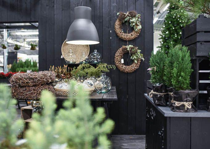 Tunnelmallinen joulu, kukkakauppa Flör Turku, nordic jul, christmasflowers, styling  www.tohkeissaan.fi