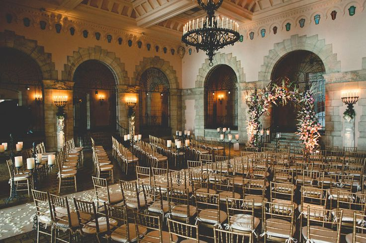 flagler museum wedding - I think I fell in love w this venue