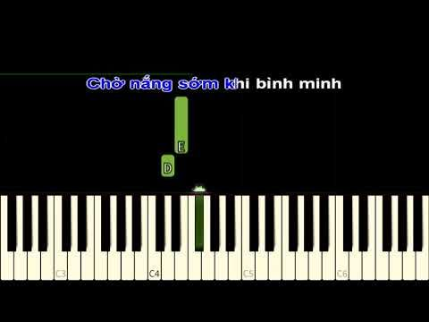 [KARAOKE] TA CÒN YÊU NHAU - ĐỨC PHÚC (Piano Beat Chuẩn) - by Dai Thanh