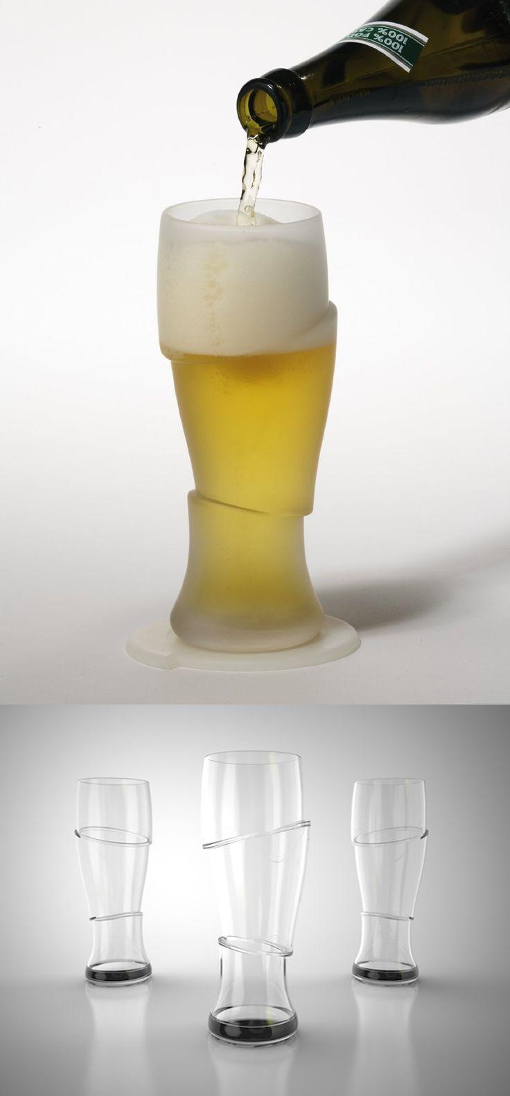 Sliced Cold Beer Glasses (1)
