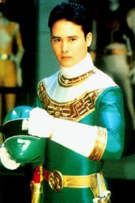 Power Rangers Zeo    Green Ranger    Adam    Johnny Yong Bosch