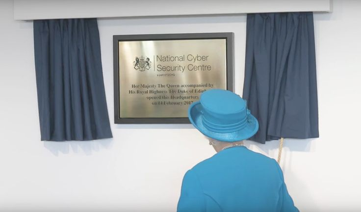 Queen opens new National Cyber Security Centre - Ploughshare