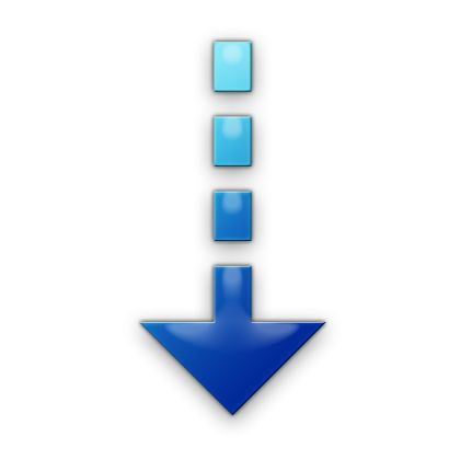 007399-blue-jelly-icon-arrows-dotted-arrow-down.png (420×420)