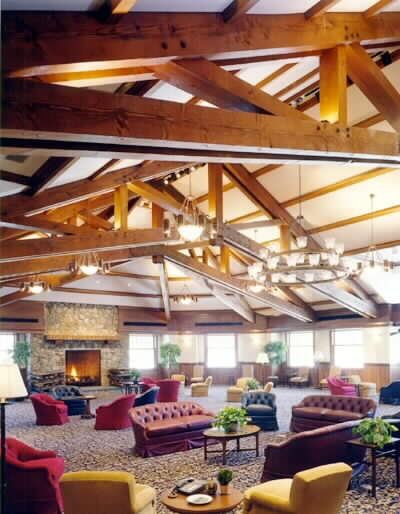 1000 images about exposed roof trusses on pinterest for Exposed roof truss design