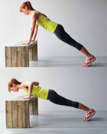 20 minute total body workout using a bench