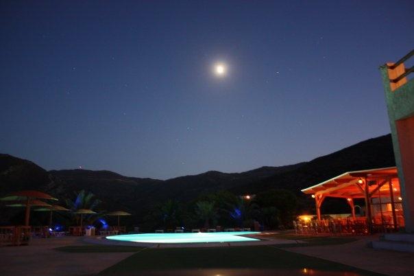 Oasis, Ios island,Greece