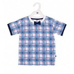 Фуфайка (футболка) с коротким рукавом для мальчика