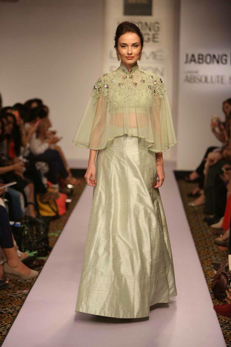 Colours! Ridhi Mehra Lakme Fashion Week 2015