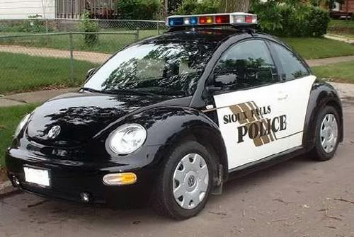 Volkswagen Beetle - Sioux Falls PD, SD