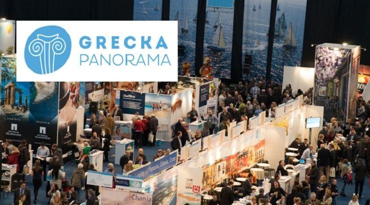 Η συμμετοχή της εταιρίας μας στην Έκθεση GRECKA PANORAMA (http://greckapanorama.com ) Βαρσοβία, Πολωνία!!!