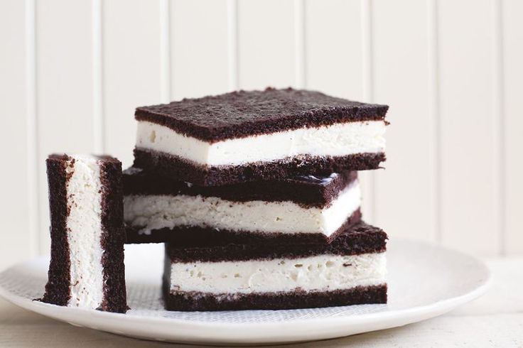 How to Recreate the Stick-to-Your-Fingers Ice Cream Sandwich of Your Childhood