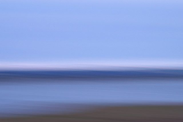 ICM blue seascape beach Jylland Denmark