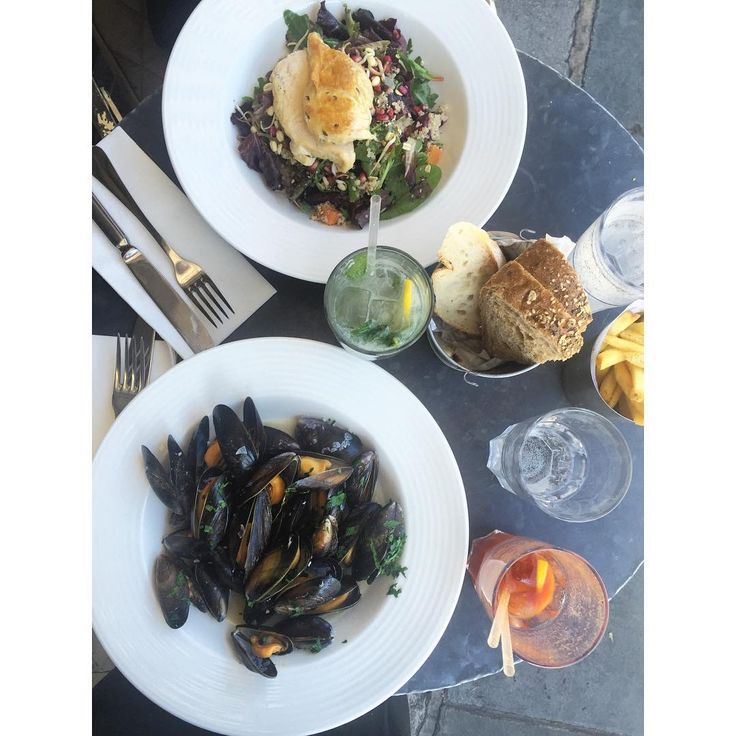 If you need something a little lighter after all the turkey, try our moules or superfood salad https://www.instagram.com/p/BKQE0rVBsF1/
