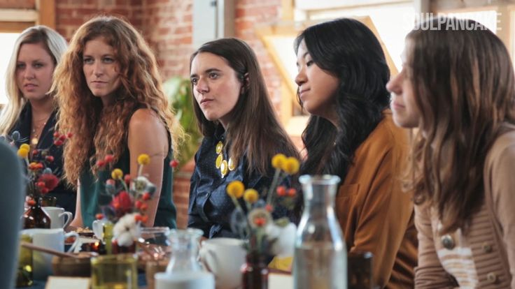 That's What She Said   Power and Purpose SoulPancake partnered with Darling Magazine to have a series of conversations about some of the issues that women face on a daily basis. This episode discusses women in the workplace.