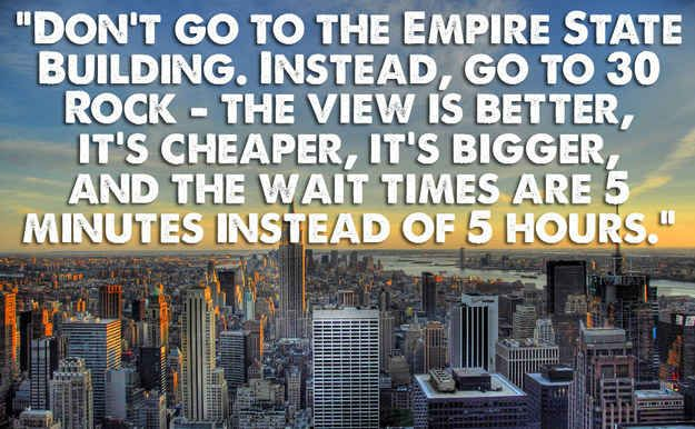The Empire State Building, New York, USA