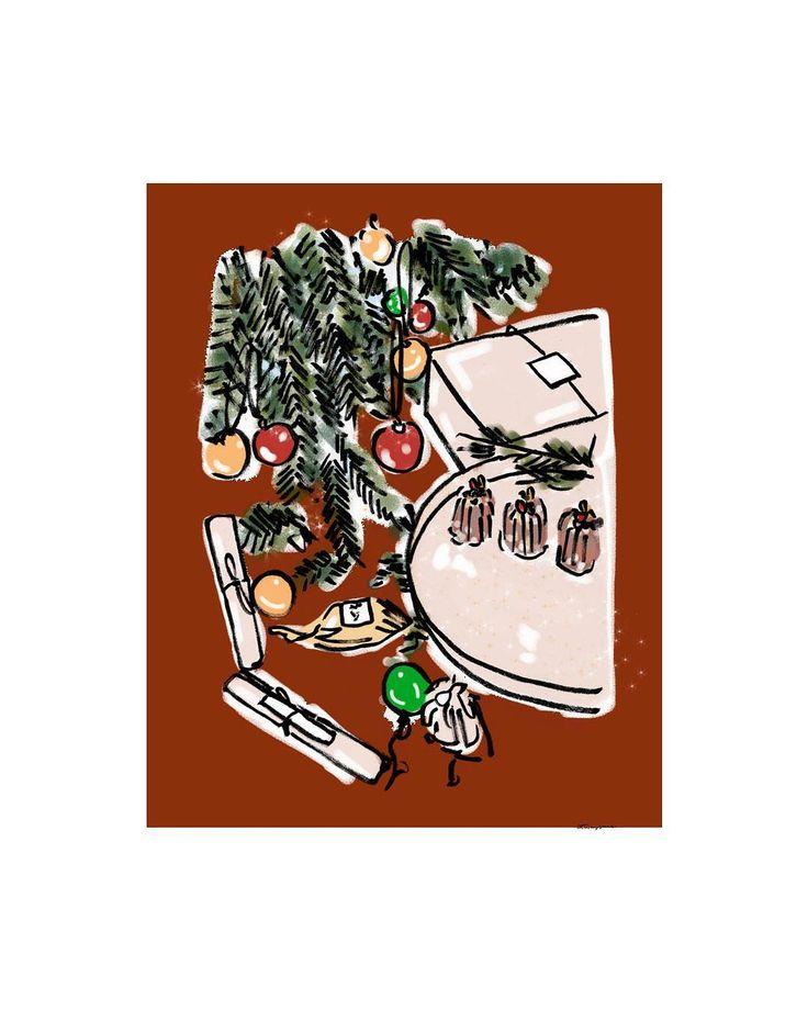 © Emily Kim  Shop these art prints at Etsy store itwassmeART.etsy.com  © Emily Kim  Follow instagram@itwassme  #illustration #art #design #kinfolk #sketch #dailylife #artist #design #urban #interior #nature #illustrator #designer #storybook #inspiration #food #dessert #urban outfitters #beautiful #fashion #street #coffee #specialtycoffee #coffeetime #cafe #melbourne #food #canele #frenchdessert #xmas