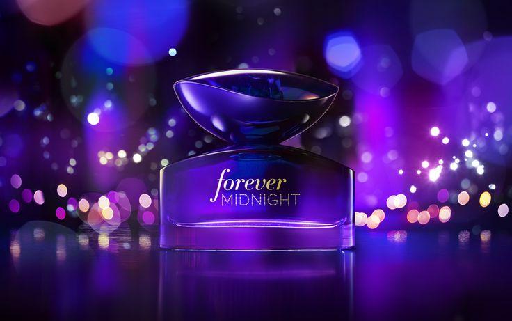 Keate for Bath & Body Works' fragrance 'Forever Midnight'