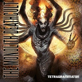 Dutch death-dealers THE MONOLITH DEATHCULT deliver destruction with their latest album TETRAGRAMMATON