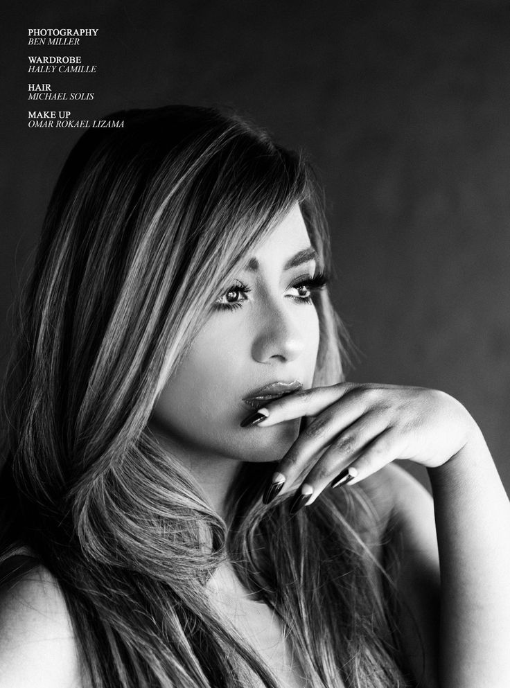 ally brooke contrast magazine feature 01
