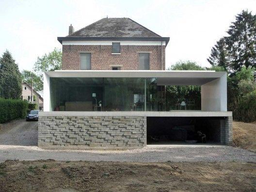 House V-C / GRAUX & BAEYENS architecten | ArchDaily