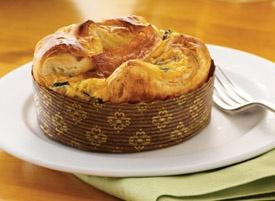 Panera Bread Spinach Artichoke Souffle Recipe (except Panera states it had Tabasco and garlic).