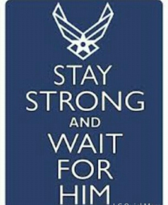 So getting this made into a hoodie. Durning OUR first deployment this saying kept me sane.