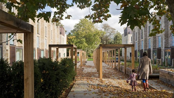 FCBStudios Accordia Housing Cambridge