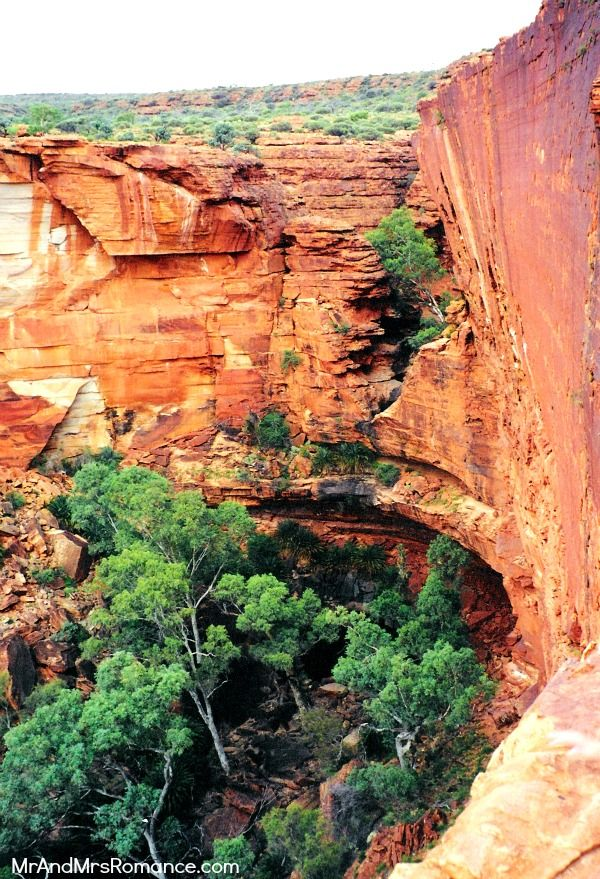 Kings Canyon: things to see in Australia – 8 weird rock formations