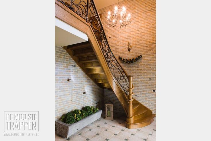 14 beste afbeeldingen van de mooiste trappen - Moderne trap kwartslag ...