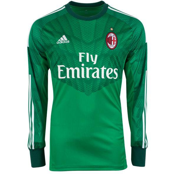 adidas - MILAN MAGLIA UFFICIALE PORTIERE 2014-15