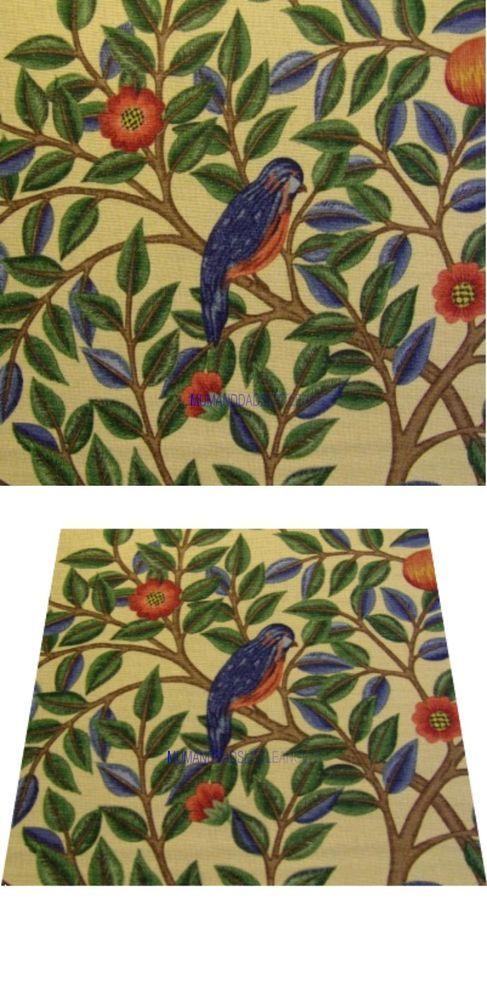 Beautiful William Morris Kelmscott Tree Design Ceramic