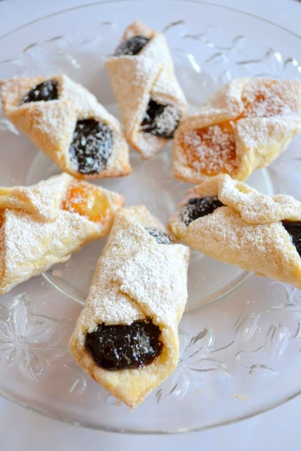 Granny's favorite: jam kolache cookie recipe