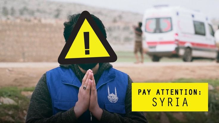 Islamic Relief USA - Pay Attention: Syria a story of our Staff - Abdulrazaq
