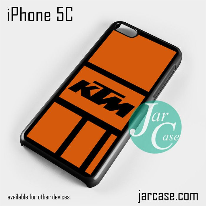 ktm motor 2 Phone case for iPhone 5C and other iPhone devices