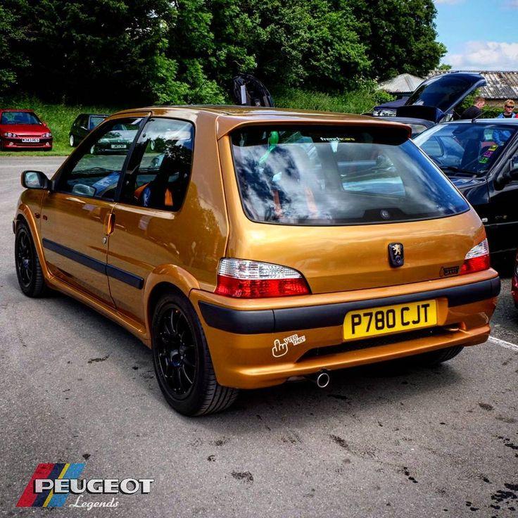Peugeot 106 GTI Gold